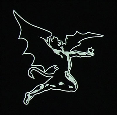Devil of heaven the evil spirit of the heavenly sky animation gallery - 2 4
