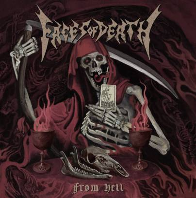 Faces of Death - From Hell Official Capa