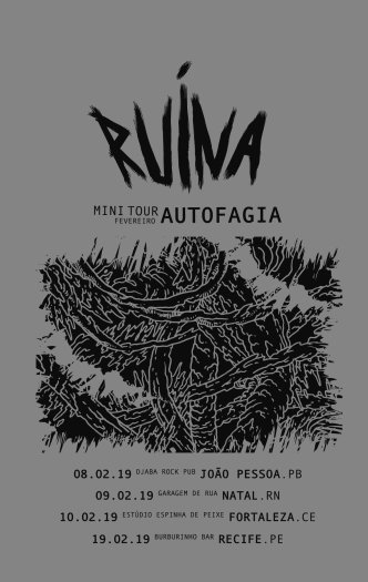 Mini Tour - Autofagia