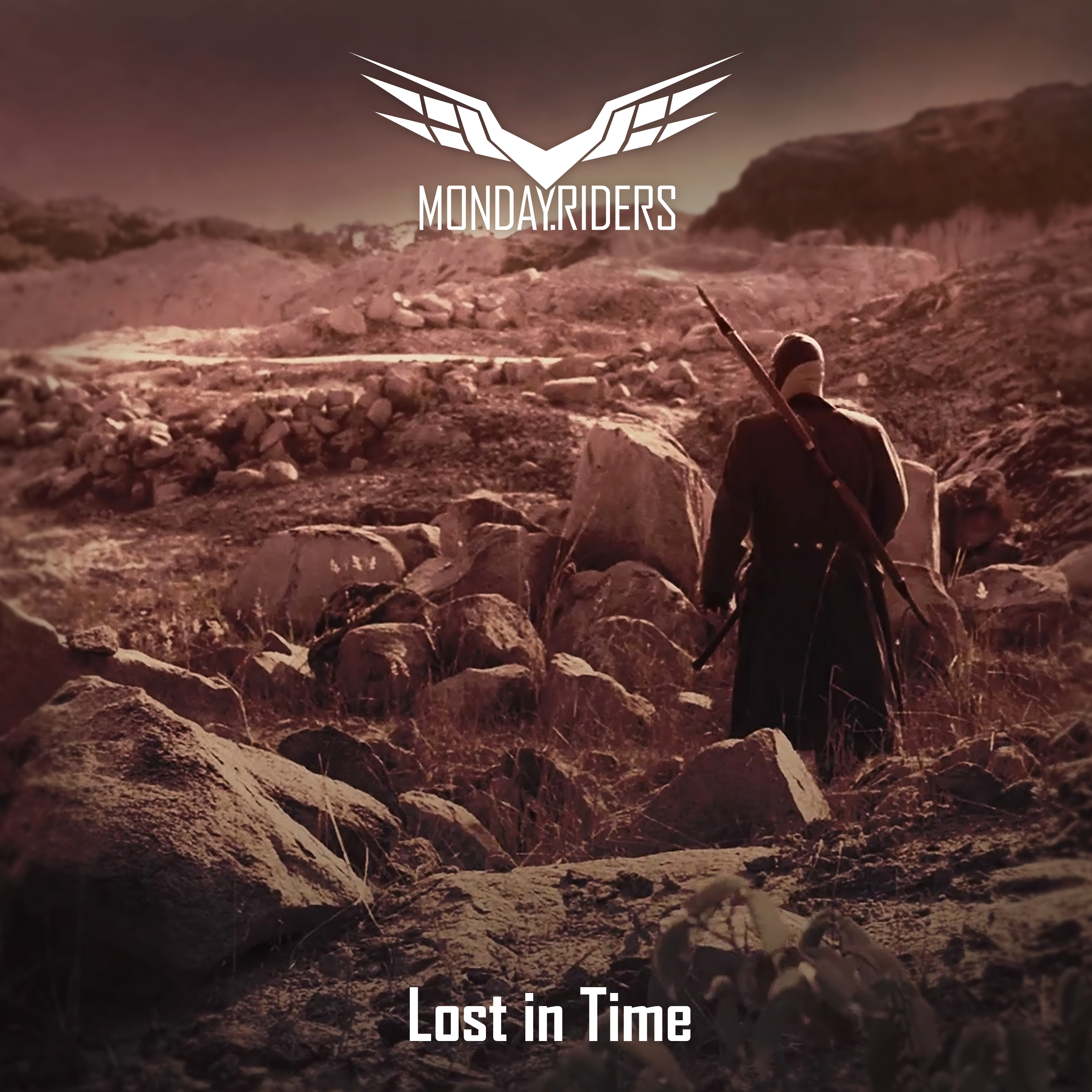 Monday Riders - Lost in Time.jpg