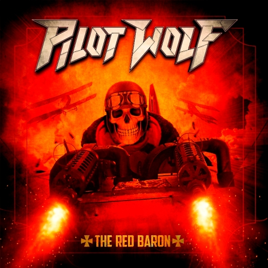 Pilot Wolf - The Red Baron - Single.jpg