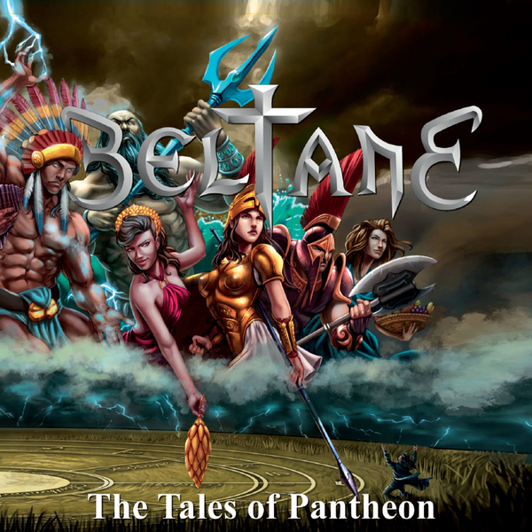 BELTANE_The_Tales_Of_Pantheon_Cover