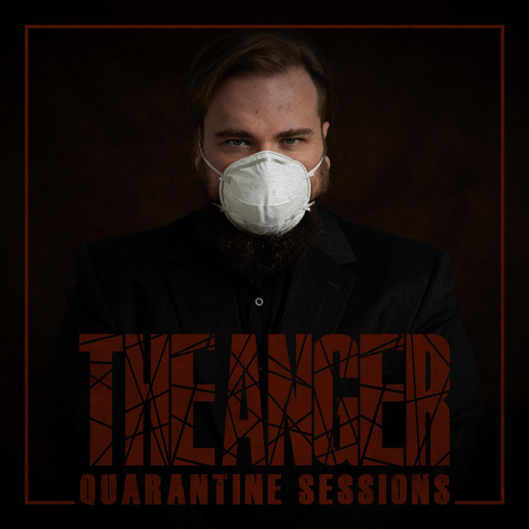 The Anger - Capa EP