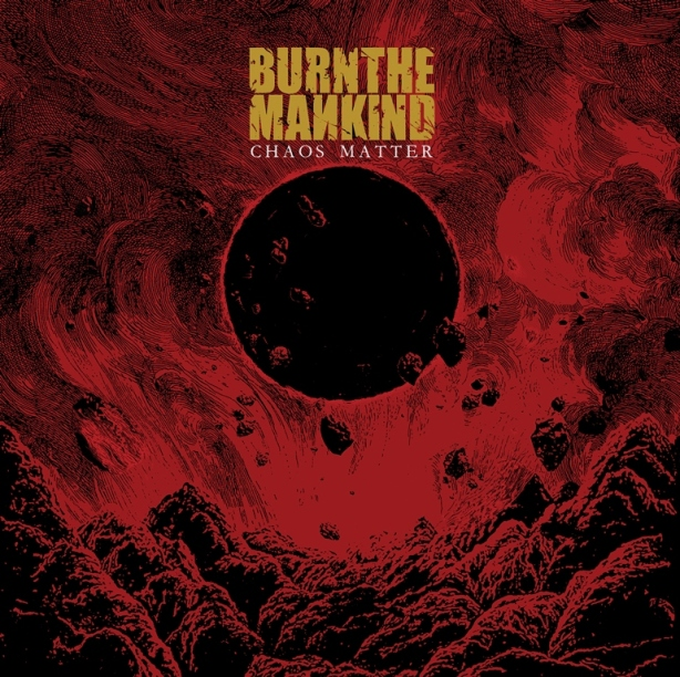 Burn the Mankind - Capa EP