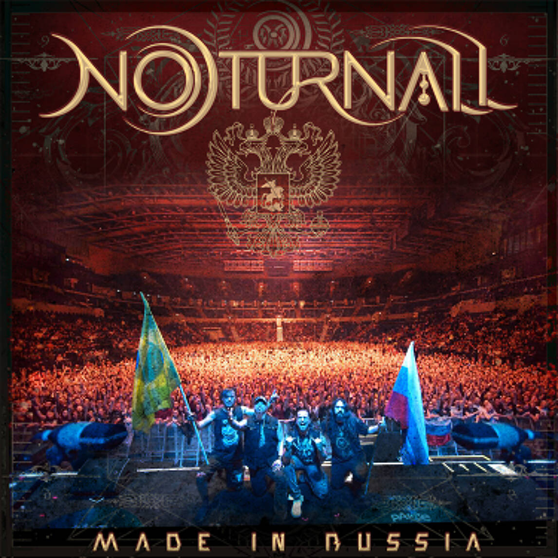 Noturnall_DVD Live In Russia_Capa