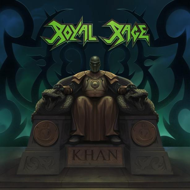 Royal Rage - Khan Single