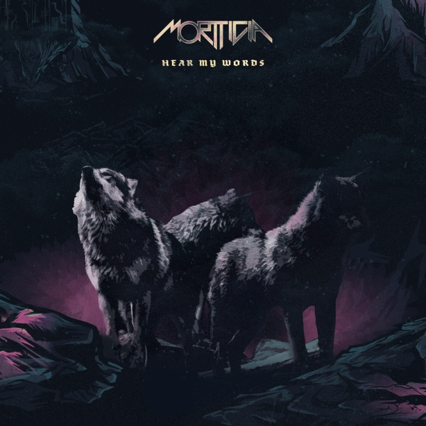 Mortticia - Single Cover