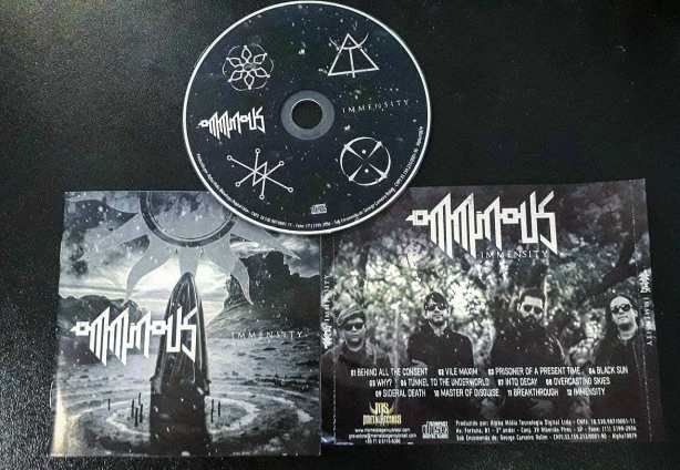 omminous cd