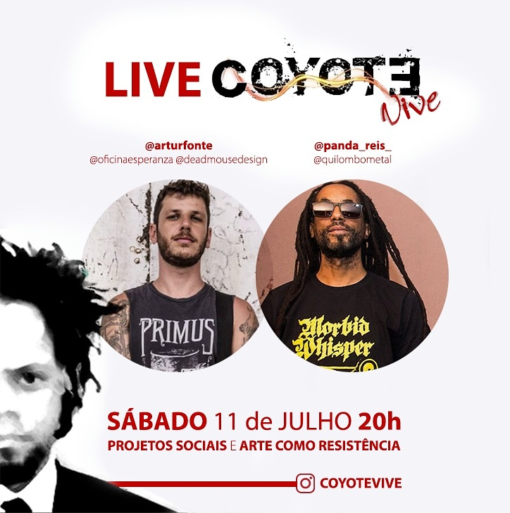 QUILOMBO_Live_Coyote_Vive