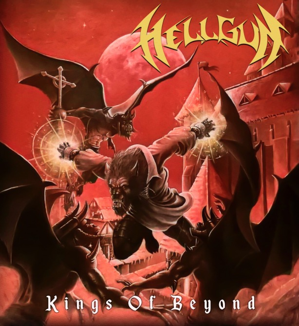 Hell Gun - Capa Debut