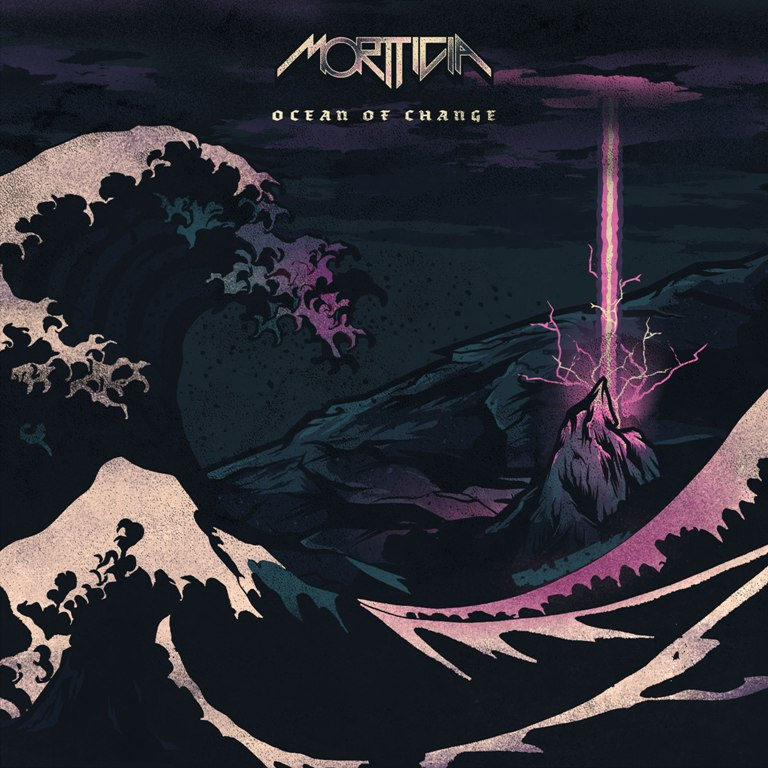 Mortticia - Ocean Of Change